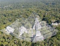 lost pyramid mirador guatemala largest