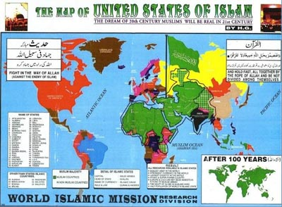the united states of islam