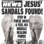 jesus sandals found historical evidence