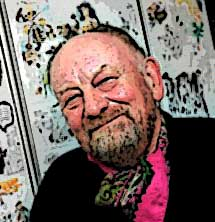 kurt westergaard danish cartoonist attacked