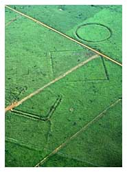 Ancient civilization discovered in amazon freethought nation lost amazonian civilization under brazilian rainforest photo antiquity sciox Image collections