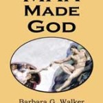 man made god barbara walker cover image