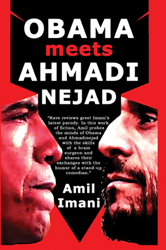 Obama meets Ahmadinejad image cover front