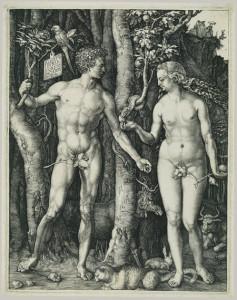 Adam and Eve by Durecht