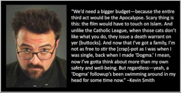 Kevin Smith on Islam