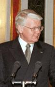 Ólafur Ragnar Grímsson, President of Iceland