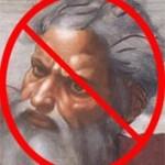 michelangelo god sistine chapel blasphemy