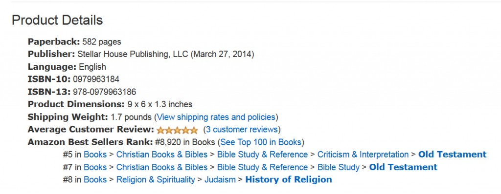 Did Moses Exist? on Amazon