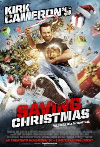 Kirk Cameron saves Christmas