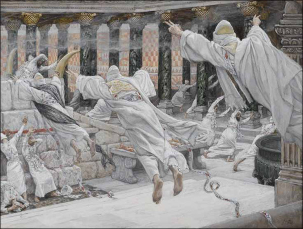 Matthew 27:52-53 Jacques Joseph Tissot (15 October 1836 – 8 August 1902